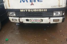 Nigerian Used Mitsubishi Canter 1995 White