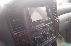 Toyota Land Cruiser 2003 3.0 D Automatic Black
