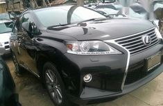Clean Tokunbo Lexus RX 2015 Gray