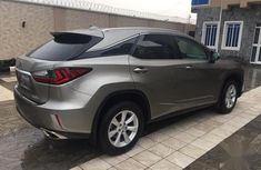 Foreign Used Lexus RX 2017 Gray