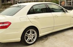 Foreign Used Mercedes-Benz E350 2012 White