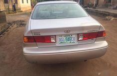 Nigerian Used Toyota Camry 2001 Gold