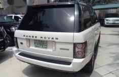 Nigerian Used Land Rover Range Rover Vogue 2008 White