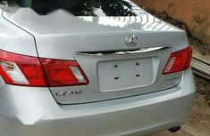 Foreign Used Lexus ES 2007 Silver