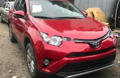 Need to sell cheap used red 2013 Toyota RAV4 suv / crossover in Lagos