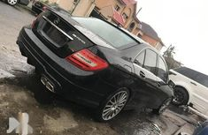 Foreign Used Mercedes-Benz C300 2012 Black