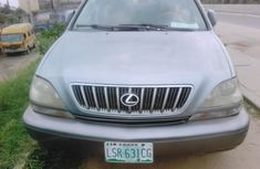 Fairly Used Nigerian Used 2002 Lexus RX 300