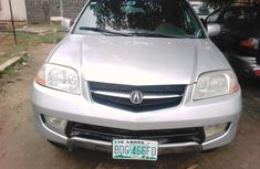 Very Neat Nigerian Used Acura MDX 2004 Model
