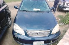 Neatly Used Nigerian Used Toyota Corolla 2004 Model