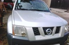 Neatly Used Nissan Xterra 2005 Silver Colour