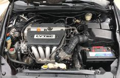 Neat Nigerian used Honda Accord 2006 Sedan EX Automatic Black