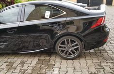 Foreign Used Lexus IS 2014 Black
