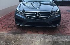 Very Clean Foreign used Mercedes-Benz E350 2014 Blue