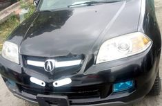 Clean used 2005 Acura MDX suv / crossover for sale in Lagos