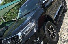 Nigerian Used Toyota Land Cruiser Prado 2014 Black