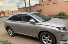 Foreign Used Lexus RX 350 F SPORT AWD 2013 Silver