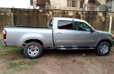 Foreign Used Toyota Tundra 2005 Silver
