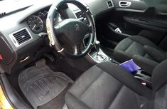 Well Maintained Nigerian used Peugeot 307 2009 CC 1.6 Gold