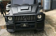 Neat Foreign used Mercedes-Benz G-Class 2014
