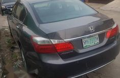Foreign Used Honda Accord 2013 Gray