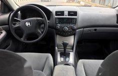 Very Clean Foreign used Honda Accord 2004 Sedan EX Gray