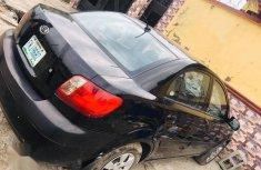 Super Clean Nigerian used Kia Rio 2009 Black