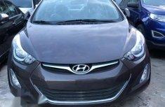 New Hyundai Elantra 2015 Gray
