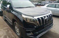 Neat Foreign used Toyota Land Cruiser Prado 2015 Black