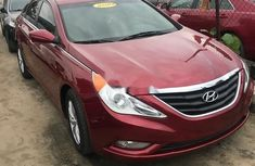 Best priced used red 2011 Hyundai Sonata automatic