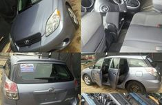 Very Clean Foreign used Toyota Matrix 2007 Blue