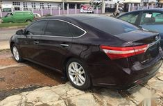 Super Clean Foreign used Toyota Avalon 2013 Purple