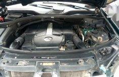 Neat Nigerian used Mercedes-Benz M Class 2006 Green