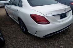 Foreign Used Mercedes-Benz C300 2015 White