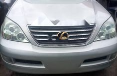 Grey/silver 2006 Lexus GX automatic at mileage 0 for sale