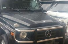 Neat Foreign used Mercedes-Benz G-Class 2009
