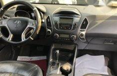 Clean Tokunbo Hyundai ix35 2011 Silver