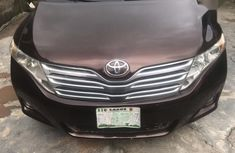Very clean Nigerian used Toyota Venza 2012 V6 Brown