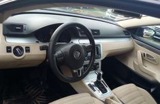 Volkswagen CC 2013 Model Blue