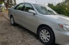 Clean Tokunbo Toyota Camry 2006 Silver