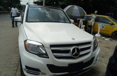 Selling 2014 Mercedes-Benz GLK automatic