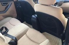Clean Tokunbo Hyundai Elantra 2013 Red