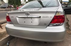 Neat Foreign used Toyota Camry 2002 Silver