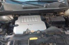 Clean Nigerian used Toyota Highlander 2007 Gold
