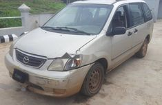 Selling 2001 Mazda MPV in good condition in Lagos