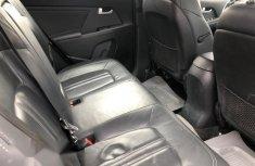 Foreign Used Kia Sportage 2015 Model Silver Colour