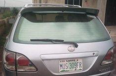 Clean Nigerian used Lexus RX 300 2003
