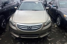 Foreign Used Honda Accord 2008 Model Gold for Sale