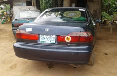 Clean Nigeria used Honda Accord 2000 for Sale