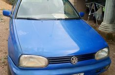 Clean Nigerian used Volkswagen Golf 1997 for Sale