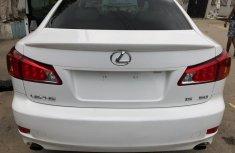 Lexus Is 250 for sale 2009